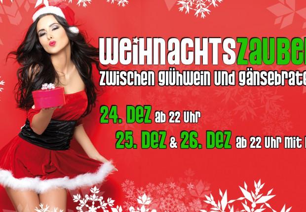 Weihnachtszauber - Zwischen Glühwein & Gänsebraten ab 22 Uhr