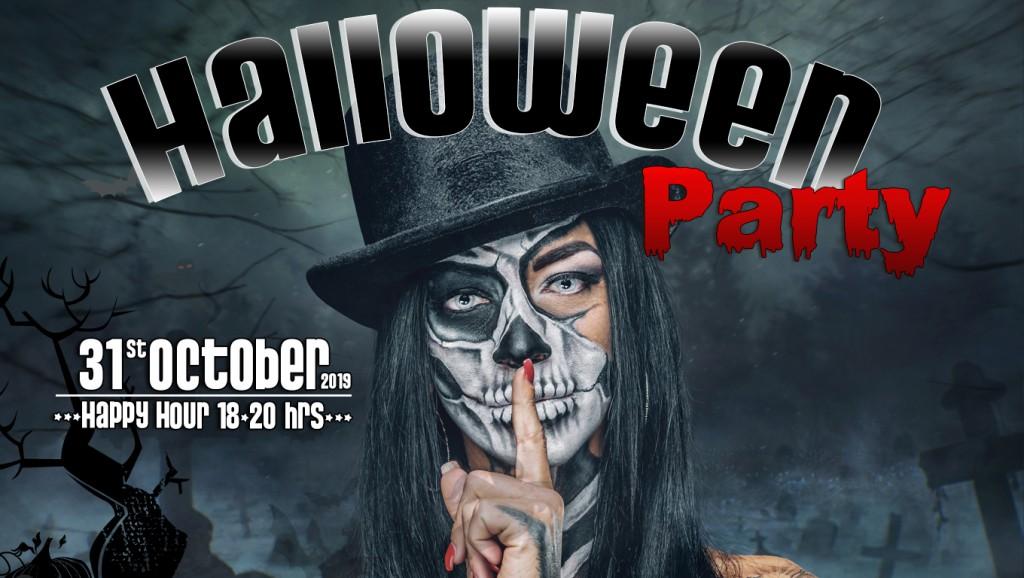 Halloween - Happy Hour 18-20 Uhr
