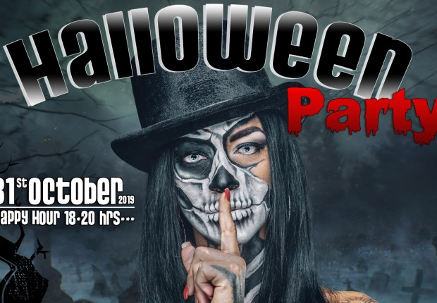 Halloween - Happy Hour 18-20 Uhr