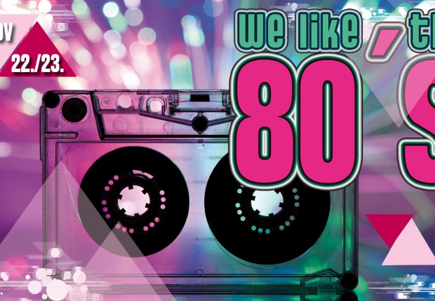 We like the 80´s