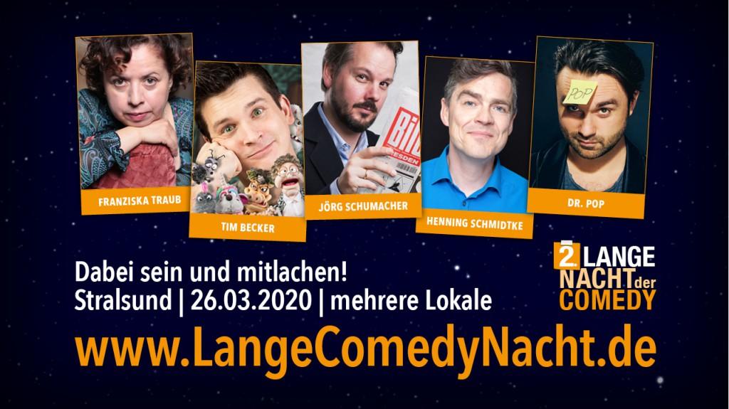 Lange Comedy Nacht