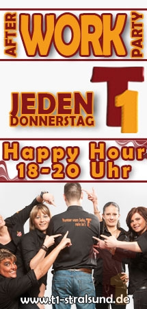 Jeden Donnerstag - After Work Party